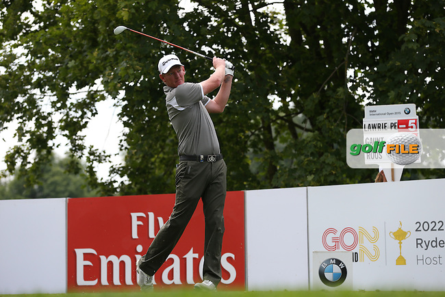 Daniel Gaunt (ENG) cancels out all shots gained down the 15th and 16th during Round Two of the 2015 BMW International Open at Golfclub Munchen Eichenried, Eichenried, Munich, Germany. 26/06/2015. Picture David Lloyd | www.golffile.ie
