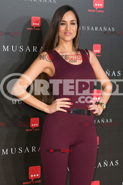 "Lorena Van Heerde attend the Premiere of the movie ""Musaranas"" in Madrid, Spain. December 17, 2014. (ALTERPHOTOS/Carlos Dafonte) /NortePhoto /NortePhoto.com"