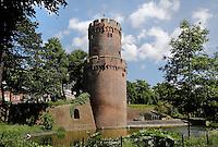 De Kruittoren in het Kronenburgerpark in Nijmegen