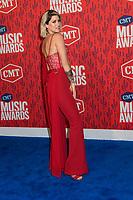 05 June 2019 - Nashville, Tennessee - Cassadee Pope. 2019 CMT Music Awards held at Bridgestone Arena. <br /> CAP/ADM/DMF<br /> ©DMF/ADM/Capital Pictures