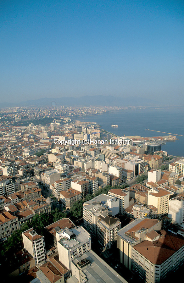 Tuekey, a view of Izmir