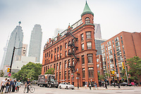 The Gooderham Building, Toronto, Ontario.