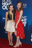 "HOLLYWOOD, LOS ANGELES, CA, USA - APRIL 29: Sammi Hanratty, Sarah Drew at the Los Angeles Premiere Of TriStar Pictures' ""Mom's Night Out"" held at the TCL Chinese Theatre IMAX on April 29, 2014 in Hollywood, Los Angeles, California, United States. (Photo by Xavier Collin/Celebrity Monitor)"