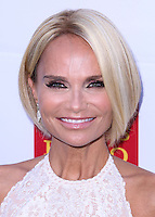 HOLLYWOOD, LOS ANGELES, CA, USA - JUNE 21: Singer/Actress Kristin Chenoweth arrives at the 2014 Hollywood Bowl Opening Night And Hall Of Fame Inductions held at the Hollywood Bowl on June 21, 2014 in Hollywood, Los Angeles, California, United States. (Photo by Xavier Collin/Celebrity Monitor)