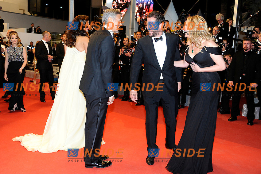 Julia roberts, Dominic West<br /> Festival di Cannes 2016 <br /> Foto Panoramic / Insidefoto