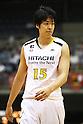 Joji Takeuchi (Sunrockers), October 14, 2011 - Basketball : JBL 2011-2012 match between Toshiba Brave Thunders 42-89 Hitachi Sunrockers at Kawasaki Todoroki Arena, Kanagawa, Japan. (Photo by Daiju Kitamura/AFLO SPORT) [1045]
