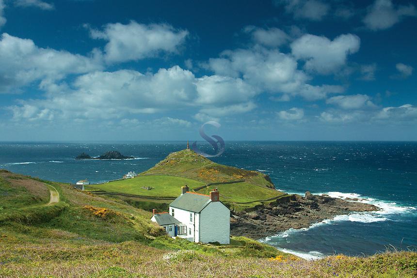 Cape Cornwall, Cornwall