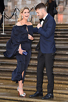 "Aaron Ramsey<br /> arriving for the world premiere of ""Our Planet"" at the Natural History Museum, London<br /> <br /> ©Ash Knotek  D3491  04/04/2019"