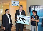 OLIMPIZAM, NOVI SAD, 24. May. 2012. -  Zarko Paspalj. Zavrsne, sedamnaeste EkOlimpijske igre odrzane su danas na Trgu slobode u Novom Sadu. Foto: Nenad Negovanovic