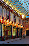 Leadenhall Market, Gracechurch Street, London, England, UK