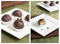 This is a series of chocolate desserts I did and I collaborated with Shell's Sweets who did all of the baking for me!