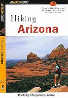 Hiking Arizona Cover<br /> Falcon Press