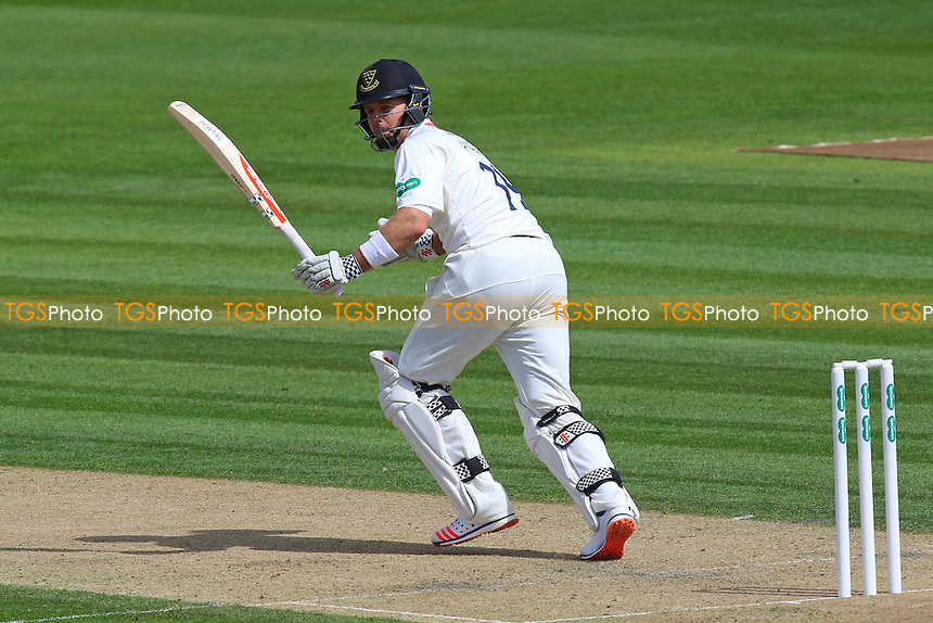 Chris Nash in batting action for Sussex during Sussex CCC vs Essex CCC, Specsavers County Championship Division 2 Cricket at The 1st Central County Ground on 17th April 2016