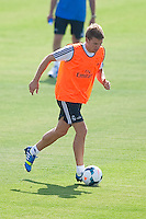 Illarra during Real Madrid´s first training session of 2013-14 seson. July 15, 2013. (ALTERPHOTOS/Victor Blanco) ©NortePhoto
