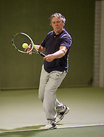 March 7, 2015, Netherlands, Hilversum, Tulip Tennis Center, NOVK, Jon Visbeen<br /> Photo: Tennisimages/Henk Koster