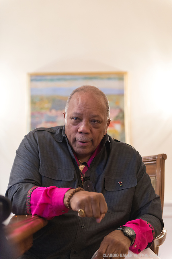 Quincy Jones, Montreux Jazz Festival 2013, Montreux