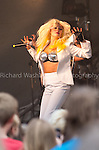 Lady Gaga Tribute Act - Festival on the Field  23rd June 2012