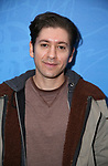 """Michael Zegen from the cast of The New Group production of """"Bob & Carol & Ted & Alice"""" at the Linney Theatre on January 26, 2020 in New York City."""