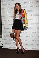 Erica Pelosini<br /> at the Decades: Les Must De Moschino Event, Decades Boutique, Los Angeles, CA 03-20-14<br /> David Edwards/DailyCeleb.com 818-249-4998