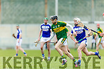 Kerry's Colum Harty at the Allianz Hurling League Division 1B match against  Laois at Austin Stack Park on Sunday