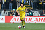 06 December 2015: Columbus's Michael Parkhurst. The Columbus Crew SC hosted the Portland Timbers FC at Mapfre Stadium in Columbus, Ohio in MLS Cup 2015, Major League Soccer's championship game. Portland won the game 2-1.