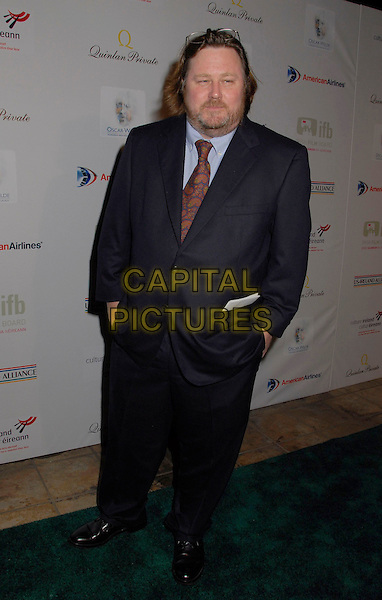 WILLIAM MORRISON.US-Ireland Alliance Pre-Academy Awards Event held at the Ebell Club of Los Angeles, Los Angeles, California, USA, 22 February 2007..full length.CAP/ADM/GB.©Gary Boas/AdMedia/Capital Pictures. Oscars