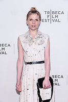 "NEW YORK CITY - APRIL 20: Clemence Poesy attends National Geographic's ""Genius: Picasso"" red carpet event at the Tribeca Film Festival at the BMCC Tribeca Performing Arts Center on April 20, 2018 in New York City. (Photo by Anthony Behar/National Geographic/PictureGroup)"