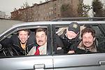 Doktor Vatson - russian pop show group (Moscow). / Группа «Доктор Ватсон» - российская поп-шоу-группа (Москва).
