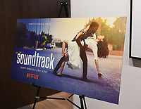 "BEVERLY HILLS - DECEMBER 4: Special screening of the new Netflix musical series ""Soundtrack"" at UTA on December 4, 2019 in Beverly Hills, California. Soundtrack premieres on Netflix on December 18. (Photo by Frank Micelotta/20th Century Fox Television/PictureGroup)"