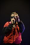 MIAMI BEACH, FL - JUNE 20: Rapper NAV aka Navraj Goraya performs during 'The Bad Habits Tour' at Fillmore Miami Beach at the Jackie Gleason Theater  on June 20, 2019 in Miami Beach, Florida. ( Photo by Johnny Louis / jlnphotography.com )