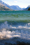 WATERTON LAKE, WATERTON NATIONAL PARK, ALBERTA, CANADA