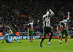 221112 Newcastle Utd v Maritimo UEL