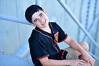 Outdoor Portrait Session on Mare Island with Adam.