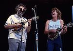 David Grisman and Sam Bush at the Strawberry Festival