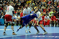 PICTURE BY Dave Winter/SWPIX.COM - Olympics 2012 - Medal hopes for France......Copyright - Simon Wilkinson - 07811267706.....Jerome FERNANDEZ - Captain of defending gold medallists France's Handball team.
