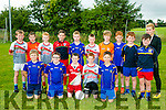 Under 11's Enjoying the Ballymac Cul Camp on Monday