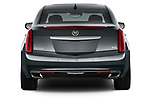Rear view of a 2013 Cadillac XTS Platinum sedan