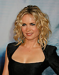 """HOLLYWOOD, CA. - September 24: Radha Mitchell arrives at the Los Angeles premiere of """"Surrogates"""" at the El Capitan Theatre on September 24, 2009 in Hollywood, California."""