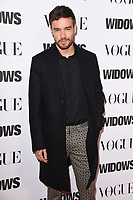 "Liam Payne<br /> arriving for the ""Widows"" special screening in association with Vogue at the Tate Modern, London<br /> <br /> ©Ash Knotek  D3457  31/10/2018"