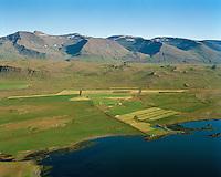 Kalastaðakot séð til norðurs, Hvalfjarðarsveit áður Hvalfjarðarstrandarhreppur / Kalastadakot viewing north, Hvalfjardarsveit former Hvalfjarðarstrandarhreppur.