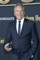 """LOS ANGELES - NOV 14:  Don Johnson at the """"Knives Out"""" Premiere at Village Theater on November 14, 2019 in Westwood, CA"""