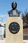 Viana.Navarra.Espana.Viana.Navarra.Spain.Monumento a Cesar Borgia..Monument to Cesar Borgia..(ALTERPHOTOS/Alfaqui/Acero)