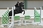 Class 2. Discovery. British Showjumping seniors. Brook Farm training centre. Essex. 01/10/2017. MANDATORY Credit Garry Bowden/Sportinpictures - NO UNAUTHORISED USE - 07837 394578