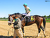 Our Luck winning at Delaware Park on 10/10/16