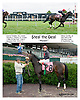 Steal the Deal winning at Delaware Park on 10/9/13