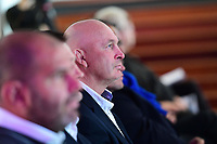 Montpellier coach Vern Cotter during the European Rugby Champions Cup and Challenge Cup 2017/2018 season launch for Top14 clubs on October 4, 2017 in Paris, France. (Photo by Dave Winter/Icon Sport)