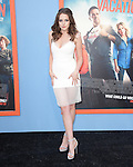Elizabeth Gillies<br />  attends The Warner Bros. Pictures' L.A. Premiere of Vacation held at The Regency Village Theatre  in Westwood, California on July 27,2015                                                                               &copy; 2015 Hollywood Press Agency