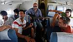 Tenis, Davis Cup 2010.Croatia Vs. Serbia, quaterfinals.from left, Bogdan Obradovic, Novak Djokovic, Jovan Lilic, Viktor Troicki and Janko Tipsarevic.Split, 05.07.2010..foto: Srdjan Stevanovic/Starsportphoto ©