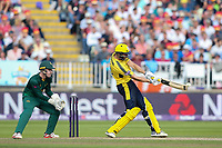Hampshire's James Vince pulls the ball<br /> <br /> Photographer Andrew Kearns/CameraSport<br /> <br /> NatWest T20 Blast Semi-Final - Hampshire v Notts Outlaws - Saturday 2nd September 2017 - Edgbaston, Birmingham<br /> <br /> World Copyright &copy; 2017 CameraSport. All rights reserved. 43 Linden Ave. Countesthorpe. Leicester. England. LE8 5PG - Tel: +44 (0) 116 277 4147 - admin@camerasport.com - www.camerasport.com