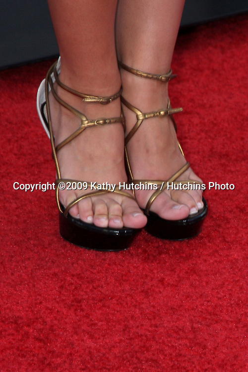 "Adrina Patridge arriving  at the World Premiere of ""Hangover"" at Grauman's Chinese Theater in Los Angeles, CA  on June 1, 2009 .©2009 Kathy Hutchins / Hutchins Photo."